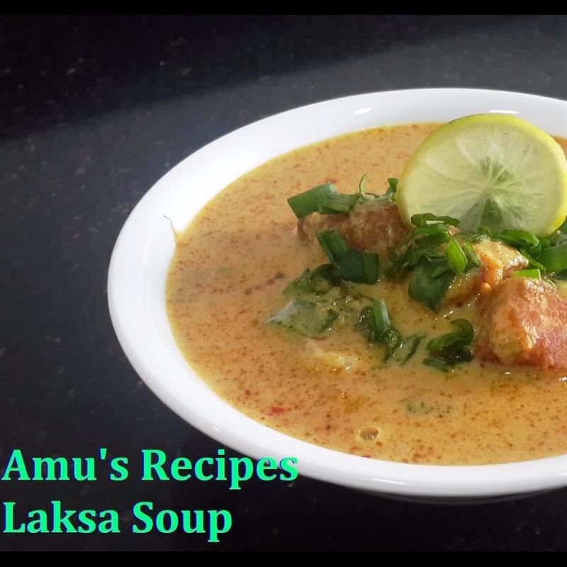 Photo of Laksa Soup by Amarendra Mulye at BetterButter