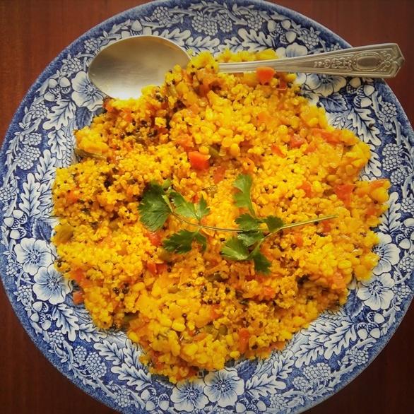 Photo of Namkeen Dalia (Savoury Cracked wheat) by Bindiya Sharma at BetterButter