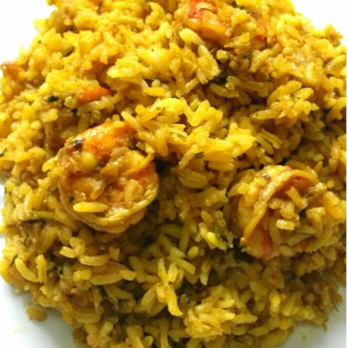 Photo of SPICY PRAWN RICE by Ren Rego at BetterButter