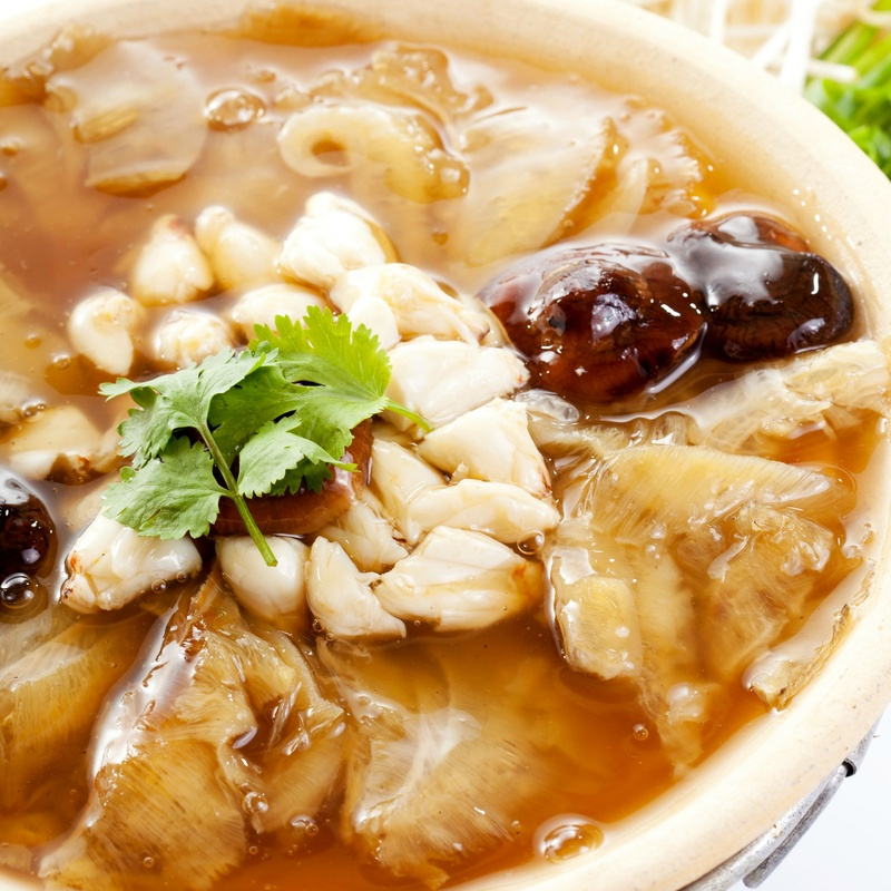 How to make Chicken and Mushroom Soup