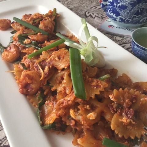 Photo of Malaysian Char Kuay Teo with Pasta by Shalini Digvijay at BetterButter