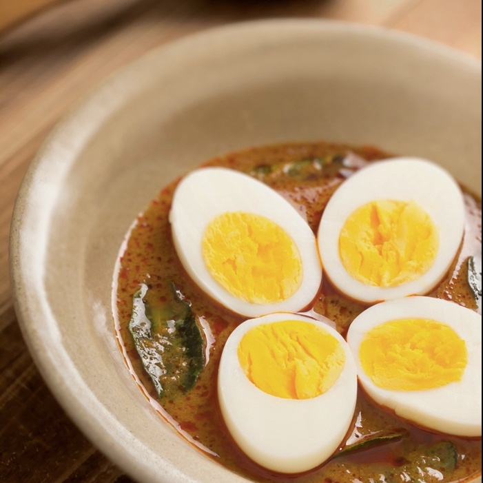 How to make Egg Curry