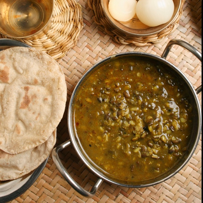 How to make Black urad dal